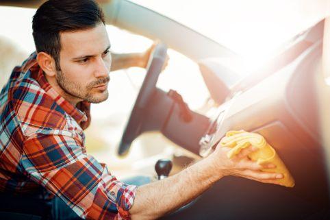 Die Bayerische News Sauberes Auto Fruehjahr