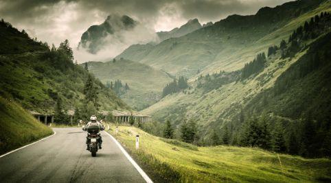 Diebayerische News Motorrad Unfall
