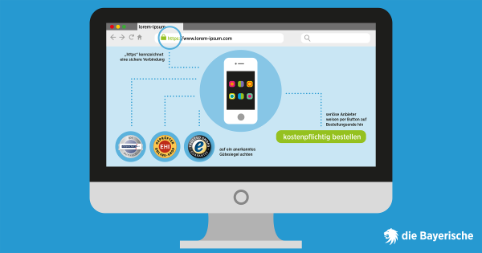 Diebayerische Ratgeber Gefahren Onlineshopping Info
