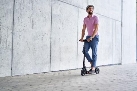 Die Bayerische News Scooter