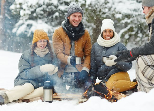 die Bayerische Ratgeber Wintergrillen