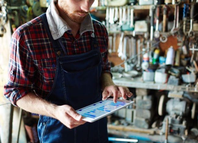 Diebayerische Ratgeber Digitalisierung Handwerk