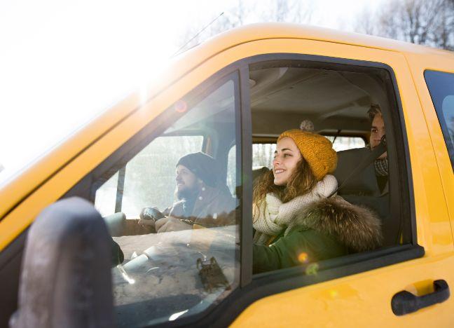 Wenn Sie Ihr Auto mal kurz verleihen - Drittfahrerschutz nicht vergessen!