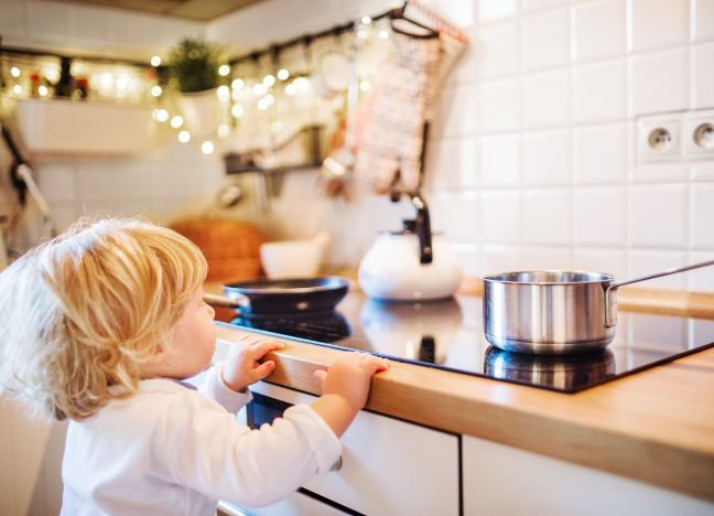 Diebayerische Ratgeber Wohnung Kindersicher Machen