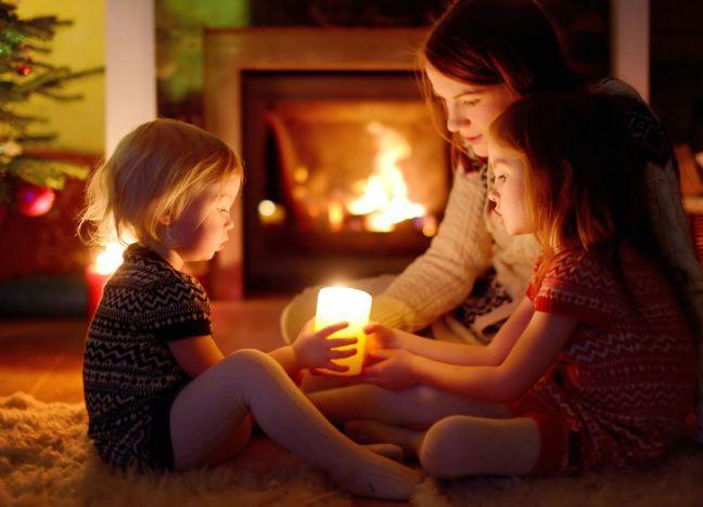 Diebayerische Ratgeber Kerzenschein Und Co