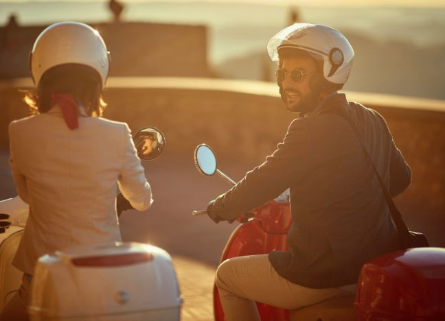Diebayerische Ratgeber Mopedsaison