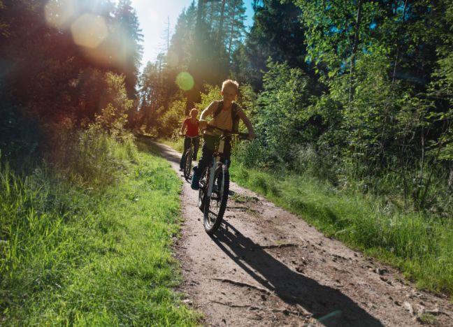 Diebayerische Ratgeber Fahrradtour Mit Der Familie