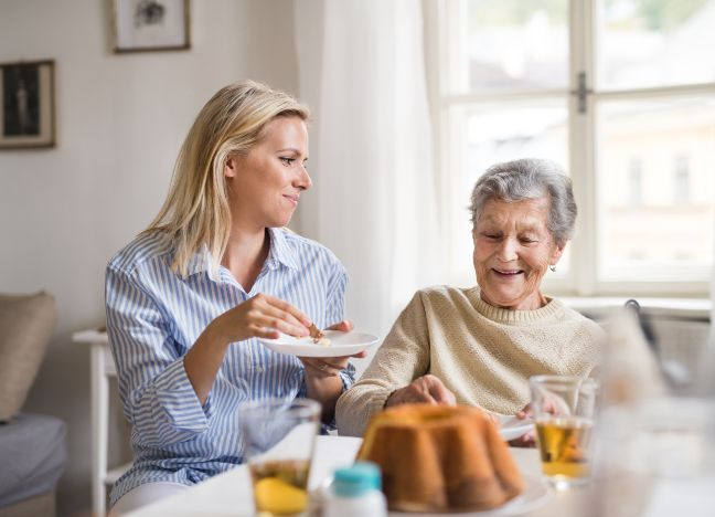 Diebayerische Ratgeber Familienpflegezeit
