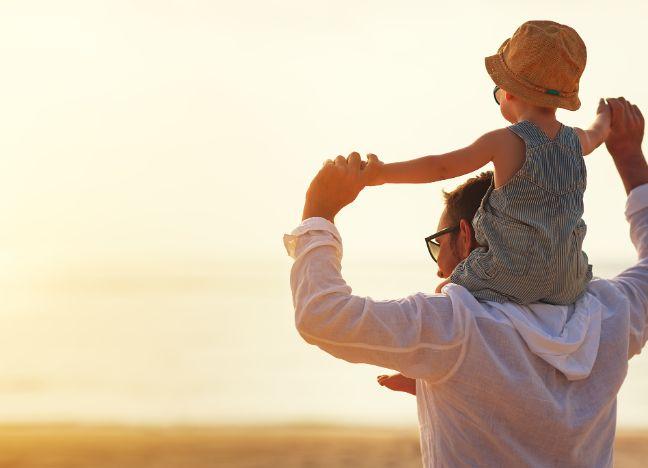 Diebayerische Ratgeber Mit Dem Baby Strand
