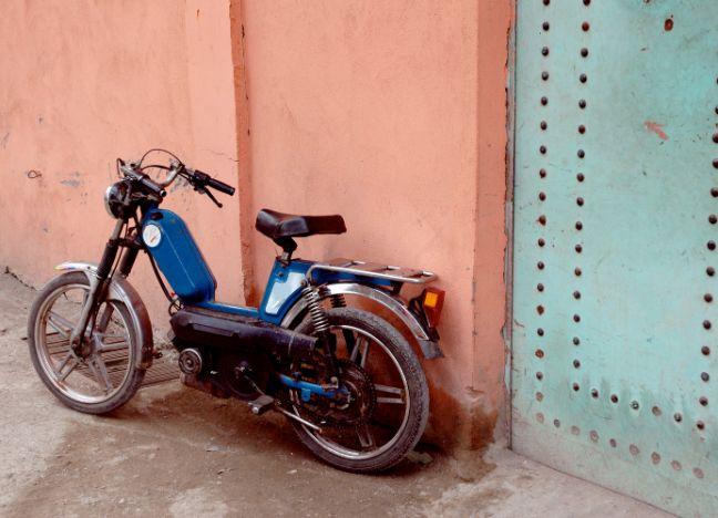 Diebayerische Ratgeber Sommertrend Moped