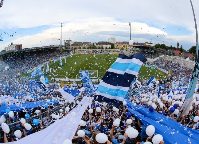 Stadion Samp