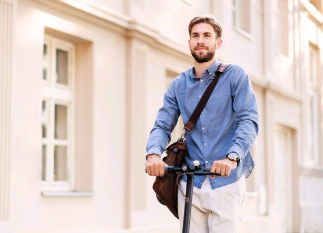 Die Bayerische E-Scooter-Versicherung