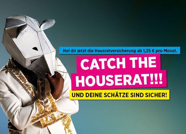 Die Bayerische Catch the Houserat